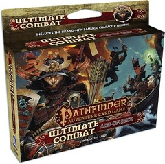 Pathfinder Adventure Card Game: Ultimate Combat Deck