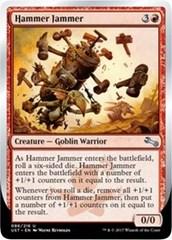 Hammer Jammer - Foil