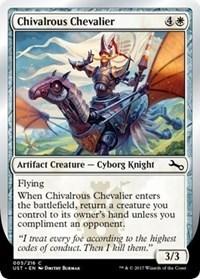 Chivalrous Chevalier - Foil