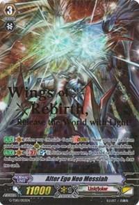 Alter Ego Neo Messiah - G-TD15/003EN - SP