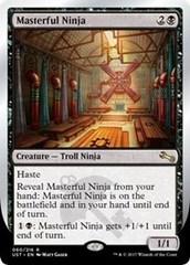 Masterful Ninja - Foil