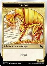 Dragon Token - Foil