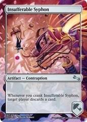 Insufferable Syphon