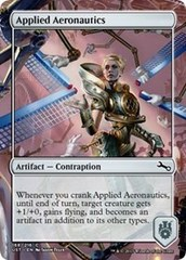 Applied Aeronautics - Foil on Channel Fireball