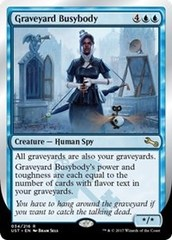 Graveyard Busybody - Foil