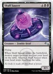 Skull Saucer - Foil