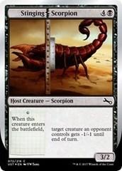 Stinging Scorpion - Foil