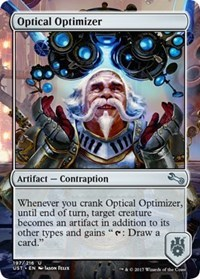 Optical Optimizer - Foil