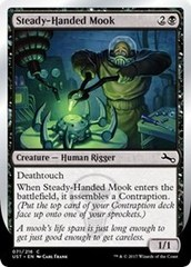 Steady-Handed Mook - Foil