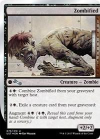 Zombified - Foil