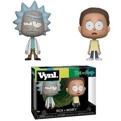 Vynl.: Rick And Morty - Rick And Morty 2Pk