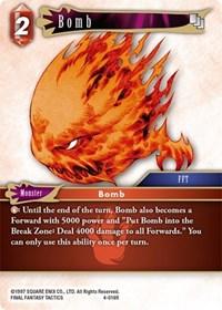 Bomb - 4-018R