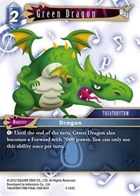 Green Dragon - 4-124C
