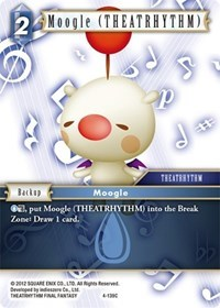 Moogle (THEATRHYTHM) - 4-139C