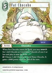 Fat Chocobo - 4-064L - Foil