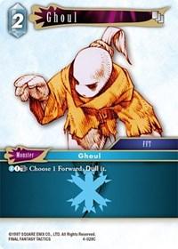 Ghoul - 4-029C - Foil