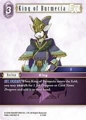 King of Burmecia EX - 4-110R