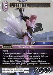 Lightning - 4-115L - Foil