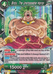 Broly, The Unstoppable Horror (Foil Version) - P-006 - PR on Channel Fireball
