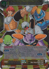 Powerful Bond Ginyu Force - P-024 - PR