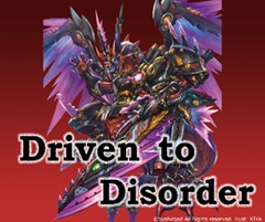 Bfe Driven To Disorder X Climax Booster Pack