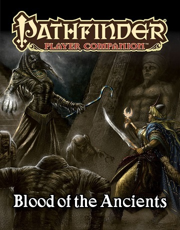 Pathfinder Companion: Blood Of The Ancients - RPG Books » Pathfinder