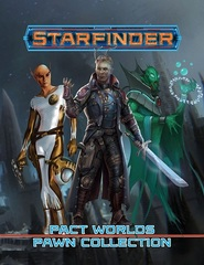 Starfinder Pawns: Pact Worlds Pawn Collection