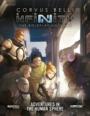 Infinity Rpg Adventures in the Human Sphere