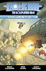 Fate: Atomic Robo Rpg: Majestic 12