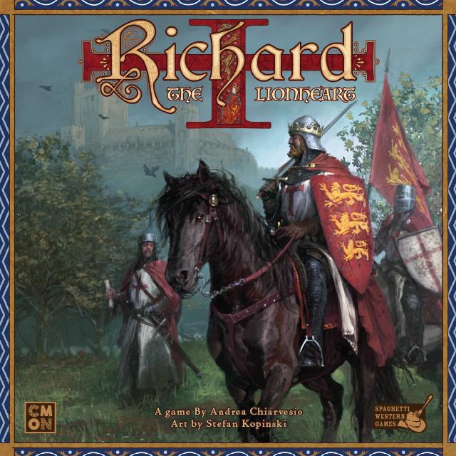 Richard the Lionheart (2017)