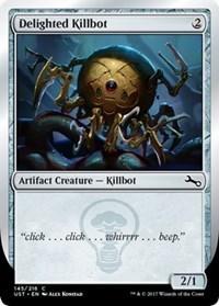 Delighted Killbot