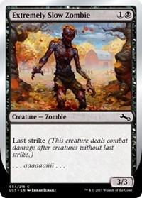 Extremely Slow Zombie (B)