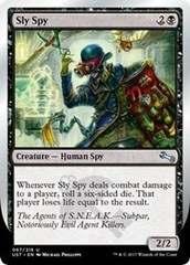 Sly Spy (F) - Foil
