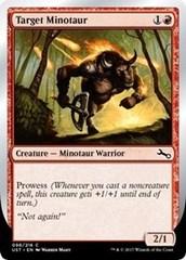 Target Minotaur (ART VAR: C - Fireballs) - Foil