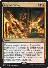Angrath's Fury - Planeswalker Deck Exclusive