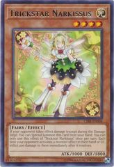 Trickstar Narkissus - CIBR-EN004 - Rare - Unlimited Edition