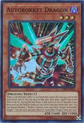 Autorokket Dragon - CIBR-EN010 - Super Rare - Unlimited Edition