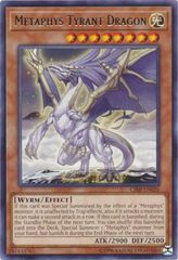Metaphys Tyrant Dragon - CIBR-EN026 - Rare - Unlimited Edition