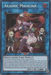 Akashic Magician - CIBR-EN051 - Secret Rare - Unlimited Edition on Channel Fireball