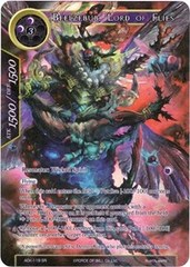 Beelzebub, Lord of Flies (Full Art) - ADK-119 - SR on Channel Fireball