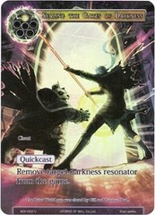 Sealing the Gates of Darkness (Full Art) - ADK-022 - U