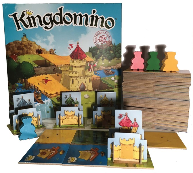 Kingdomino (Giant Version)