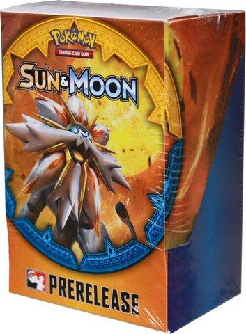 Sun & Moon Pre-Release Kit