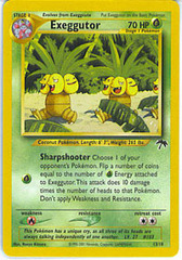 Exeggutor - 13/18 - Southern Islands Promo