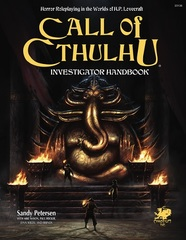 Call Of Cthulhu 7E: Investigator Rulebook