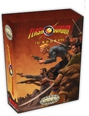 Savage World Of Flash Gordon Collector's Box