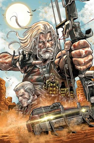 Old Man Hawkeye #1 (Of 12) Leg