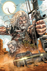 Old Man Hawkeye #1 (Of 12) Leg
