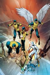 X-Men Blue #19 Leg