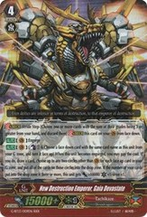 New Destruction Emperor, Gaia Devastate - G-BT13/009EN - RRR